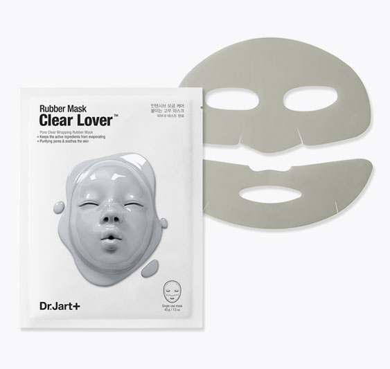 [Dr.jart] Rubber Mask Skin-Friendly All Natural Ingredients Cooling And Relaxing