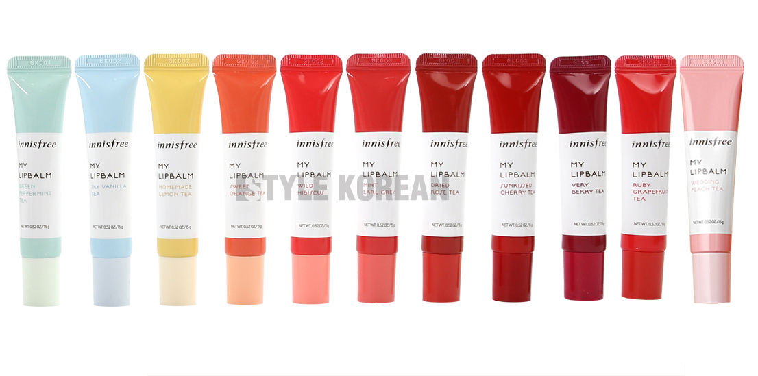 [Innisfree] My Lip Balm Healthy And Natural Look