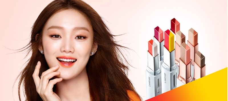 [Laneige]Two tone lip bar No.05 Daring Darling 2g Eye-Catching Ombre Lips